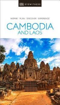 bokomslag Cambodia and Laos -  DK Eyewitness