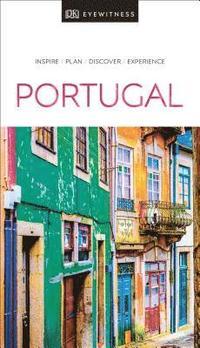 bokomslag Portugal -  DK Eyewitness