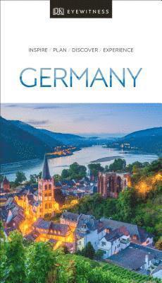bokomslag Germany -  DK Eyewitness