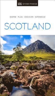 bokomslag Scotland -  DK Eyewitness