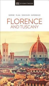 bokomslag Florence and Tuscany -  DK Eyewitness