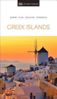 bokomslag The Greek Islands -  DK Eyewitness