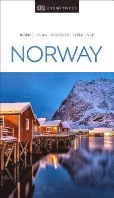 bokomslag Norway -  DK Eyewitness