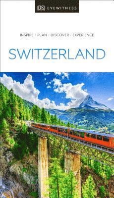 bokomslag Switzerland -  DK Eyewitness
