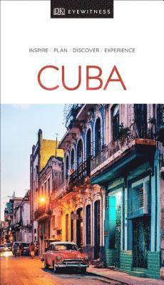 bokomslag Cuba -  DK Eyewitness
