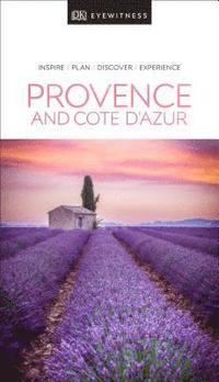 bokomslag Provence and the Cote d'Azur -  DK Eyewitness
