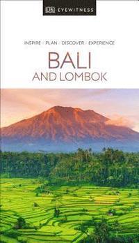bokomslag Bali and Lombok -  DK Eyewitness