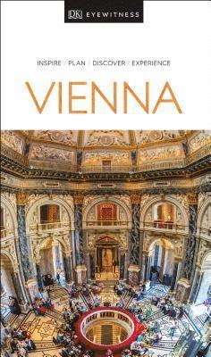 bokomslag Vienna -  DK Eyewitness