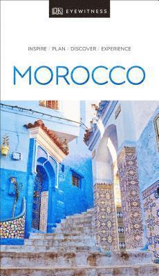 bokomslag DK Eyewitness Morocco
