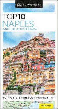 bokomslag Naples and the Amalfi Coast - Top 10