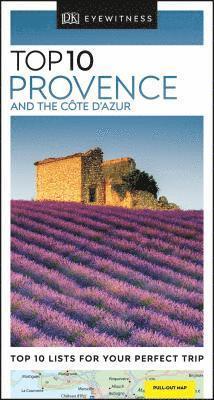 bokomslag Provence and the Cote d'Azur - Top 10