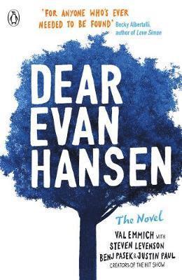 bokomslag Dear Evan Hansen
