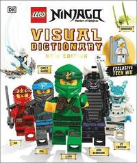 bokomslag LEGO NINJAGO Visual Dictionary New Edition
