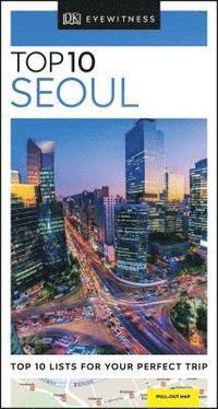 bokomslag Seoul - Top 10