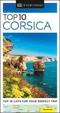 bokomslag Corsica - Top 10