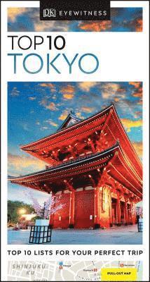 bokomslag Tokyo - Top 10