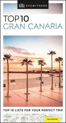 bokomslag Gran Canaria - Top 10