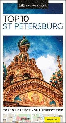 bokomslag St Petersburg - Top 10