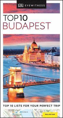 bokomslag Budapest - Top 10
