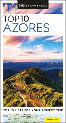 bokomslag Azores - Top 10