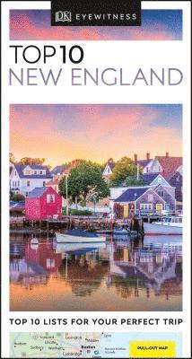 bokomslag New England - Top 10