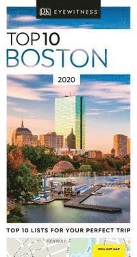 bokomslag Boston - Top 10