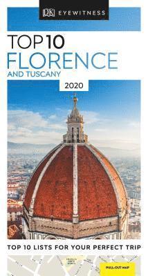 bokomslag Florence and Tuscany - Top 10