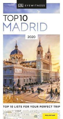 bokomslag Madrid - Top 10