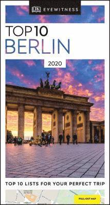 bokomslag DK Eyewitness Top 10 Berlin
