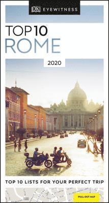 bokomslag Rome - Top 10