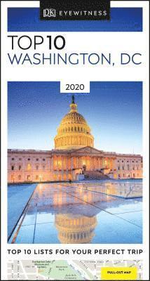 bokomslag Washington, DC - Top 10