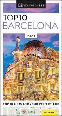 bokomslag Barcelona - Top 10