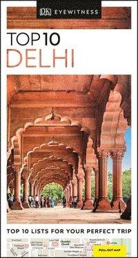 bokomslag Delhi  Top 10