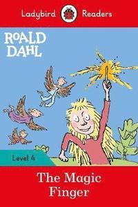 bokomslag Roald Dahl: The Magic Finger - Ladybird Readers Level 4