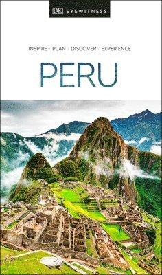 bokomslag Peru -  DK Eyewitness