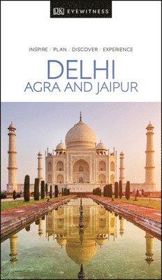 bokomslag Delhi, Agra and Jaipur