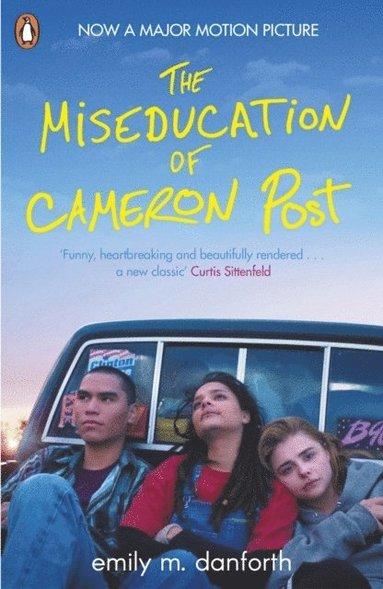 bokomslag The Miseducation of Cameron Post