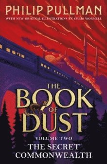 bokomslag The Secret Commonwealth: The Book of Dust Volume Two