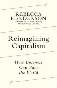 bokomslag Reimagining Capitalism
