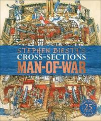 bokomslag Stephen Biesty's Cross-Sections Man-of-War
