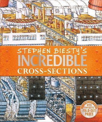 bokomslag Stephen Biesty's Incredible Cross-Sections