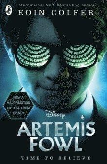 bokomslag Artemis Fowl: Film Tie-In