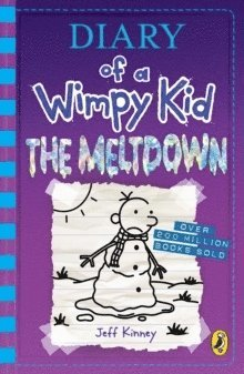 bokomslag Diary of a Wimpy Kid: The Meltdown
