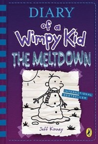 bokomslag The Meltdown : Diary of a Wimpy Kid 13