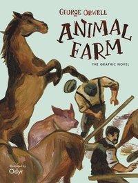 bokomslag Animal Farm (Graphic Novel)