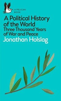bokomslag A Political History of the World: Three Thousand Years of War and Peace