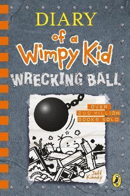 bokomslag Diary of a Wimpy Kid: Wrecking Ball (Book 14)