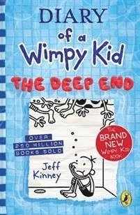 bokomslag The Deep End: Diary of a Wimpy Kid