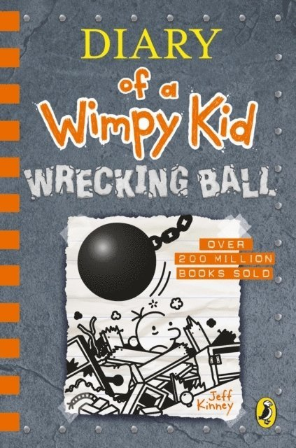 Diary of a Wimpy Kid: Wrecking Ball (Book 14) 1