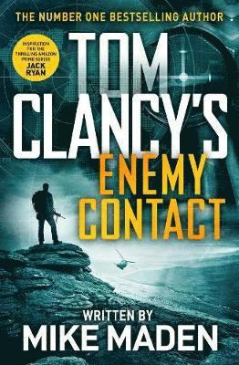 bokomslag Tom Clancy's Enemy Contact